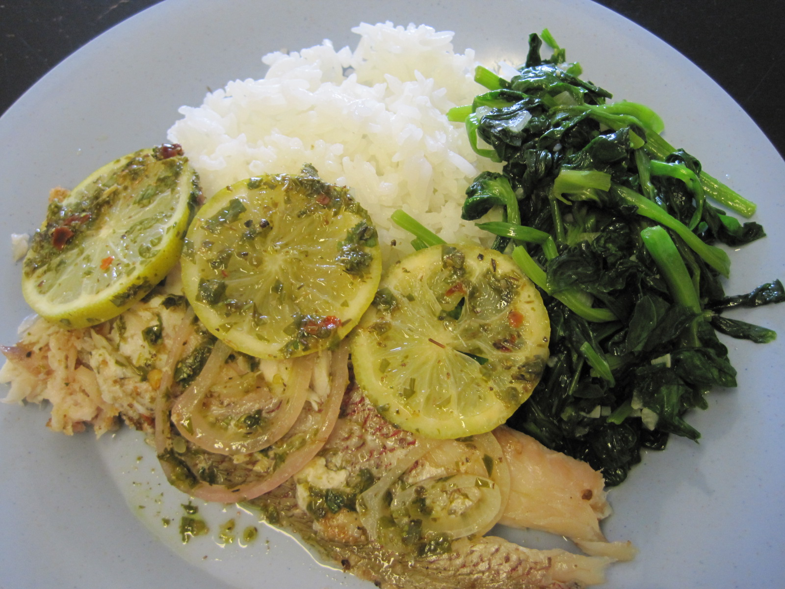 Baked yellowtail snapper recipes