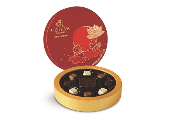 They're so popular Godiva's got their own version! *drool*