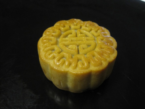 mini green-tea mooncake